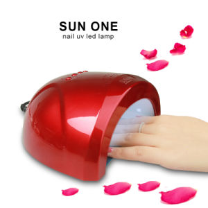 LED Portátil de design mais populares de esmalte de unha para lâmpada UV de secador de esmalte