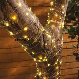 300のLEDの太陽庭のたる製造人ワイヤークリスマスの照明(RS1029)
