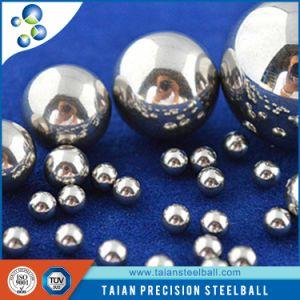 Sfere solide materiali d'acciaio magnetiche del acciaio al carbonio della sfera