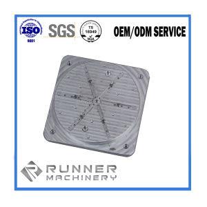 Soem-Präzisions-Aluminium CNC-drehenprägemaschinell bearbeitenteil
