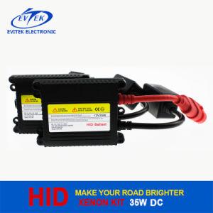 A mais económica possível 35W CC Kit HID Xenon para auto farol do Evitek