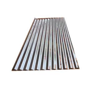 حارّ ينخفض [كر] [دإكس51د] 28 مقياس يغضّن فولاذ تسقيف صفح