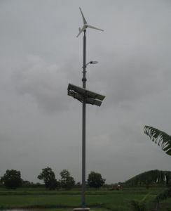 Turbine van de Wind van de Prijs van de Generator van de As van de Fabrikant van China de Horizontale 100W 200W 300W voor Huis of de Verlichting van de Straat