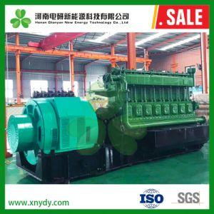 Экономия энергии биомассы Gasifier 500квт генератора