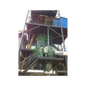 석탄 가스 단단 석탄 기화 고품질 석탄 Gasifier 발전소