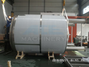 エア・ベントが付いているポーランドのステンレス鋼の上の屋外貯蔵タンク