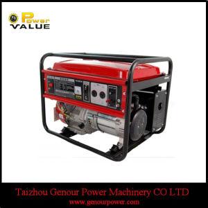 Fil de cuivre de haute qualité de l'essence de la Chine 5kw générateur de Tiger
