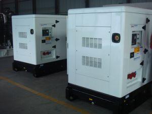 190kVA 152kwのスタンバイのレート力の無声Cumminsのディーゼル発電機
