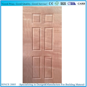 ドアのためのOkoume Vereenのポプラのコア合板のパネル
