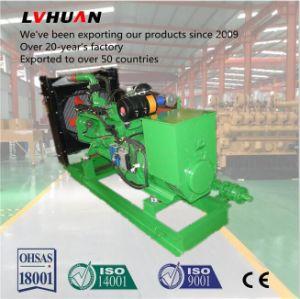 Lärmarmer Erdgas-Generator mit Verbrennungsmotor