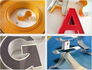 2018新しい広告の印の経路識別文字の曲がる機械専門家の製造業者