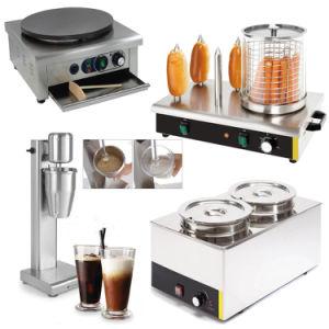 Bain-marie, le lait Shaker, Griddle et appareil de cuisine plus commerciale
