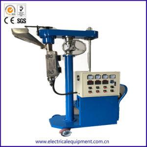 Máquina de moldeo por inyección de tubo auxiliar