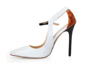 Moda zapatos de tacón alto damas