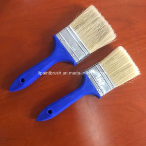 Kolumbien-Borste-Lack-Pinsel mit blauem Soild Plastikgriff