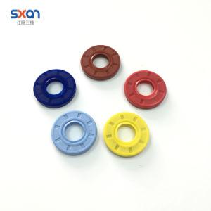 De bruine/Blauwe/Rode/Zwarte/Witte Verbinding van de Olie van de Kleur NBR/Viton/FKM/EPDM/Silicone Rubber