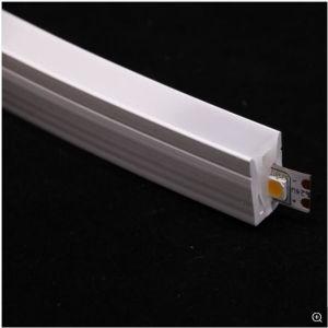 La corda al neon esterna uniforme della flessione di luminosità IP67 LED illumina l'indicatore luminoso di striscia al neon flessibile del LED per la decorazione dell'interno ed esterna