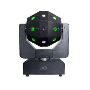 RGB LED caliente 16 uds. moviendo la cabeza de luz para DJ de discoteca escenario