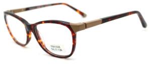 De online Modieuze Hete Verkopende Populaire Frames van Eyewear van de Oogglazen van de Frames van de Acetaat Optische (FXA1026)