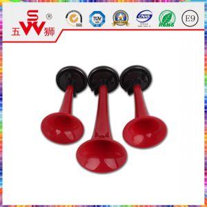 車の部品のための赤いABS螺線形の空気角のスピーカー
