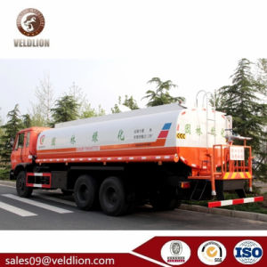 20000L de agua 20m3 de rociadores de agua camión tanque de agua 20t Bowser