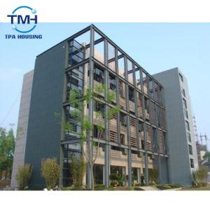 precio de fábrica la estructura de acero para edificios de la casa comercial