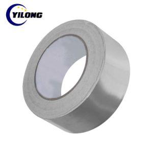 補強されたアルミホイル耐火性の耐熱性電気で伝導性テープ