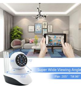 Drahtlose Kameras WiFi Kamera CCTV-IP-Kamera Jd_Y3a-Wa