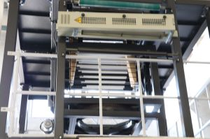ABA van de Prijs van de fabriek de Plastic Geblazen Machine van de Film voor het Winkelen Zak