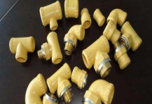 Molde de tubo de PVC de Injeção de Plástico