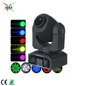 段階装置10W LEDの点の小型移動ヘッドライト