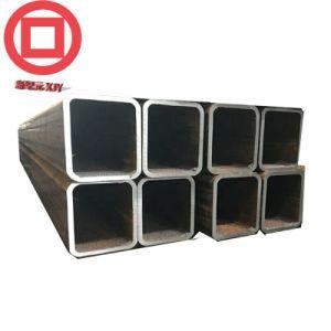 La norma ASTM A500 de carbono perfecta Plaza estructural/tubo rectangular hueco del tubo de acero de sección
