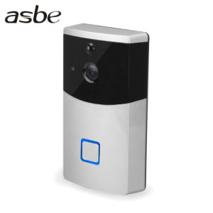 2018 Smart Wireless WiFi de la cámara de vídeo doméstico timbre