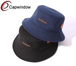 Cappello della benna del pescatore del capretto di modo con il bordo (180602)