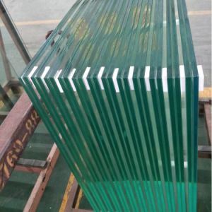 6+6 het aangemaakte Gelamineerde 17… Geharde Gelamineerde Glas van 52mm 21.52mm