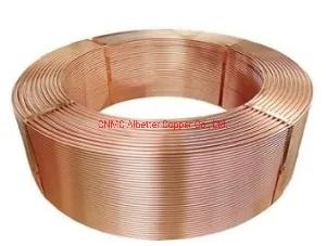 C12200 / Tp2 Inner-Grooved Seamless Tube en cuivre de climatiseurs ou un réfrigérateur