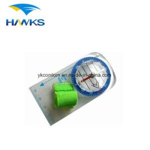 CL2E-KMC457 Comlomの高品質のOrienteeringの親指のコンパス