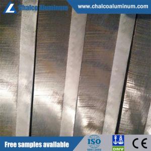 Strato placcato di alluminio materiale bimetallico del piatto d'acciaio
