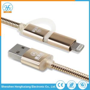 cavo di collegare di carico del collegamento di dati del USB 5V/1.5A per il telefono mobile