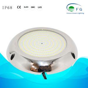 IP68 316ss樹脂によって満たされる18Wは白いLEDのプールライトを冷却する
