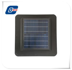 ventilatore di tetto solare della soffitta di 15W9in dello sfiato solare dello scarico