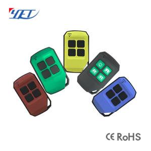Copia de la cara 433.92MHz el modelo de color hermoso diseño Uso Universal Remote Control Remoto Inalámbrico Duplicator