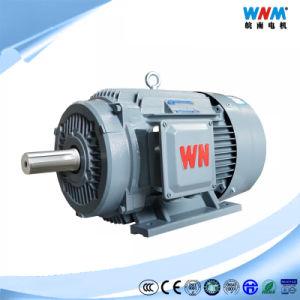 Ибо3 IE3 Premium эффективности стандарт IEC Tefc трехфазного переменного тока индукционный электродвигатель для насоса вентилятора вентилятор Дробильная установка конвейера Ye3-355m-2 250квт