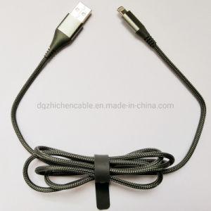 Для USB Micro & 8p кабель данных бесплатно подключить провод кабеля от воздействий молнии