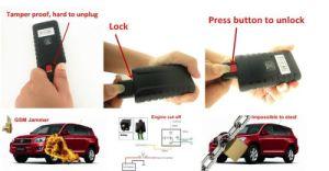 Combustível Remoto de corte do motor / GPS Chave Sos Xt-007G / GPS impermeável Rastreador GSM Tracking Dispositivo de comunicação bidireccional