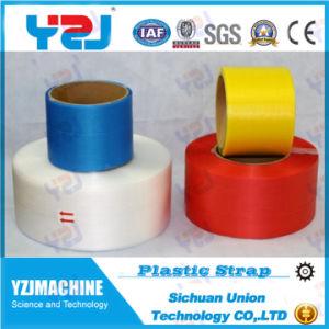 Los flejes de plástico de polipropileno Clourful