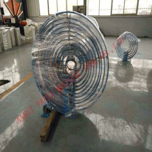 Spiraalvormige Buis die Machine voor zich het Vormen van de Buis van de Buis van de Ventilatie vormen