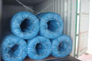 -4.000,30mm mm cabo de aço galvanizado para Armouring na bobina