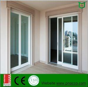 Finestra di alluminio dell'oscillazione di profilo del materiale da costruzione fatta in Cina