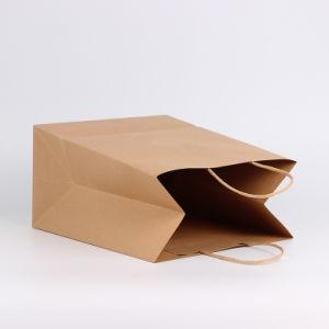 Xangai fornecimento fábrica Grau Alimentício Papel Kraft para lidar com os sacos de compras